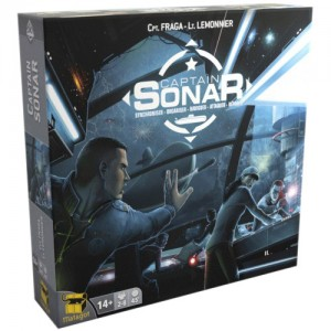 Настольная игра Pegasus Spiele 'Captain Sonar' (Капитан Сонар) (2600)