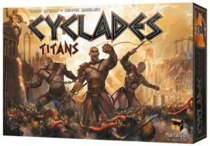 Дополнение 'Cyclades: Titans' (Киклады: Титаны) (2602)
