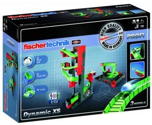 Конструктор fischertechnik 'Динамика. Набор дополнительных элементов' (FT-536619)