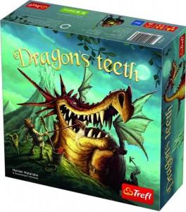 Настольная игра Trefl 'Зубы дракона'