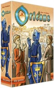 Настольная игра 'Orléans' (2677)