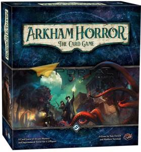 Настольная игра 'Arkham Horror: The Card Game' (Ужас Аркхема: Карточная Игра) (2591)