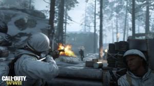 скриншот Call of Duty: WW2 PC #2