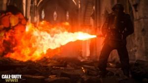 скриншот Call of Duty: WW2 PC #7