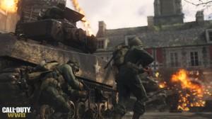скриншот Call of Duty: WW2 PC #4