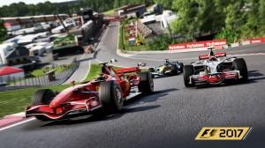 скриншот F1 2017 Special Edition PS4 - Русская версия #2