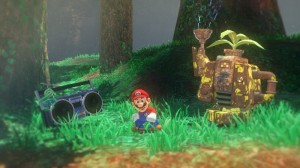 скриншот Super Mario Odyssey Switch - русская версия #5