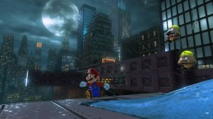 скриншот Super Mario Odyssey Switch - русская версия #2