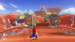 скриншот Super Mario Odyssey Switch - русская версия #3