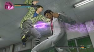 скриншот Yakuza Kiwami PS4 #2
