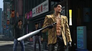 скриншот Yakuza Kiwami PS4 #5