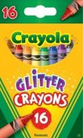 16 блестящих восковых мелков Crayola (52-3716)