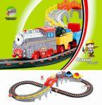 Железная дорога с поездом LiXin '90 х 38 см' (9902)