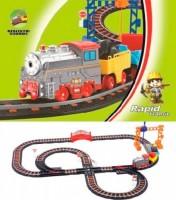 Железная дорога с поездом LiXin '95 х 80 см' (9903)