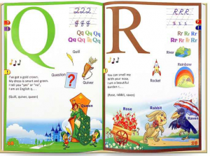 фото страниц Книга для говорящей ручки 'Английский алфавит' #2