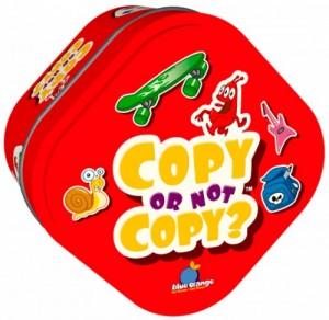 Настольная игра Blue Orange 'Copy or not copy' (904505)