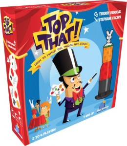 Настольная игра Blue Orange 'Top That!' (904086)