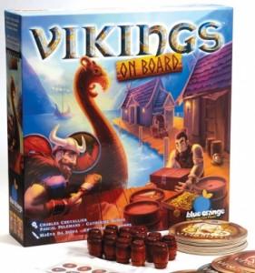 Настольная игра Blue Orange 'Vikings on board'