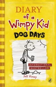 Книга Diary of a Wimpy Kid: Dog Days
