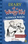 Книга Diary of a Wimpy Kid: Roderick Rules