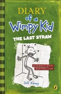 Книга Diary of a Wimpy Kid: The Last Straw