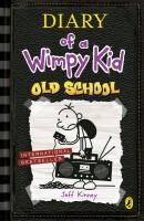 Книга Diary of a Wimpy Kid: Old School