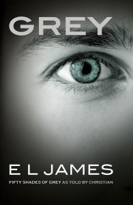 Книга Fifty shades of grey as told by Christian