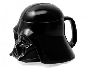 Подарок Чашка керамическая 'Дарт Вейдер'