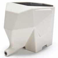 Подарок Сушилка для столовых приборов 'Слон' (белый)