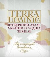 Книга Terra Ucrainica. Історичний атлас України і сусідніх земель