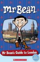 Книга Mr Bean's guide to London