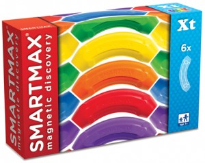 Магнитный конструктор SmartMax 'Изогнутые элементы' (SMX 101)
