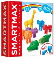 Магнитный конструктор SmartMax 'Мои первые дикие животные' (SMX 220)