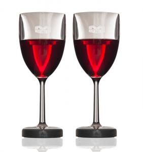Подарок Бокалы Mighty mug barware: вино (2 шт. в наборе)