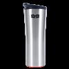 Подарок Суперстойкая термокружка Mighty Mug Biggie SS серебристая