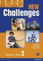 Книга New Challenges 2 Students' Book