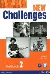 Книга New Challenges 2 Workbook (+CD-ROM)