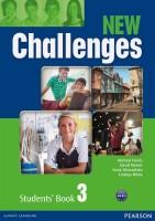 Книга New Challenges 3 Students' Book