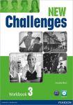 Книга New Challenges 3 Workbook (+CD-ROM)