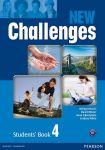 Книга New Challenges 4 Students' Book