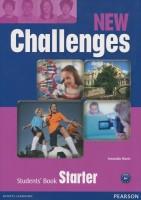 Книга New Challenges Starter Students' Book