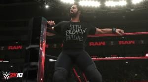 скриншот WWE 2K18 PS4 #4