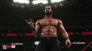 скриншот WWE 2K18 PS4 #2