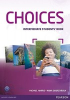 Книга Choices Intermediate Students' Book