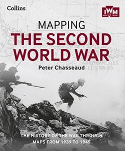 Книга Mapping the Second World War