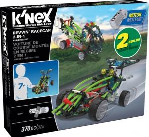 Конструктор K'NEX 'Гоночная машина 2 в 1' (16005)