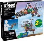 Конструктор K'NEX 'Турбореактивный самолет 2 в 1' (16004)