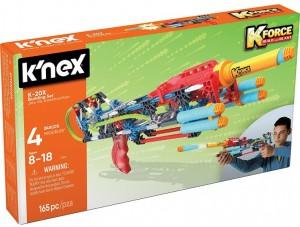 Конструктор K'NEX 'К-20 X бластер' (47524)