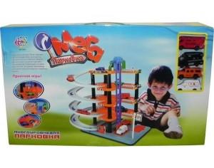 фото Игровой набор JoyToy 'Мегапарковка' (0848) #2