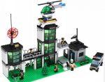 Конструктор Brick 'Полицейский участок' (110)